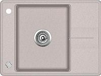 Мойка кухонная Teka Estela 50 S-TQ / 40148093 (песочный) -
