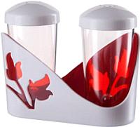 Набор для специй столовый Berossi Viola ИК 20012000 (красный) -