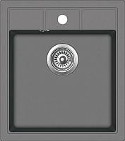 Мойка кухонная Teka Estela 45 S-TQ / 40148071 (графит) -