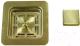 Выпуск (донный клапан) ZorG Inox PVD SZR KB -