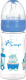 Бутылочка для кормления Sun Delight С широким горлышком / 31497 (260мл, синий) -