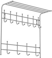 Вешалка для одежды Ника ВПТ11 (серебро) -