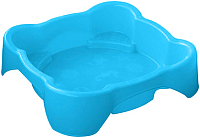 Песочница-бассейн PalPlay Квадратная 374 (голубой) -