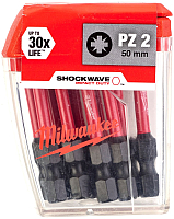 Набор бит Milwaukee Shockwave Impact Duty 4932430866 -