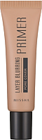 Основа под макияж Missha Layer Blurring Pore Covering (20мл) -