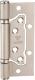 Петля дверная Lockit MSF10060-2BB SN 100x60 -