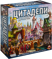 Настольная игра Мир Хобби Цитадели Делюкс 1885 -