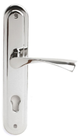 Ручка дверная Apecs HP-85.0423- CR -