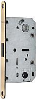 Защелка врезная с фиксацией Arni 410В AB магнитная -