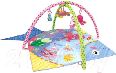 Развивающий коврик Lorelli Океан / 10300290000
