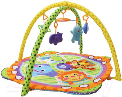 Развивающий коврик Lorelli Сафари / 10300280000