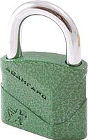 Замок навесной Аллюр Авангард ВС2Д-50 диско (зеленый) -