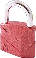 Замок навесной Аллюр Авангард ВС2Д-50 диско (красный) -