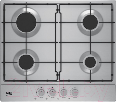 Газовая варочная панель Beko HIAG64223X