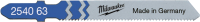 Набор пильных полотен Milwaukee T118A / 4932345826 -
