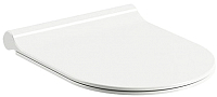 Сиденье для унитаза Ravak Uni Chrome Slim / X01550 -