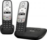 Беспроводной телефон Gigaset A415A Duo (Black) -