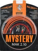 Набор для подключения автоакустики Mystery MAK 2.10 -