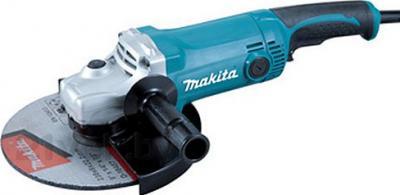 Профессиональная угловая шлифмашина Makita GA9050 - общий вид