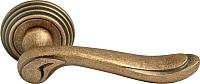 Ручка дверная Rucetti RAP-CLASSIC-L-6 OMB -