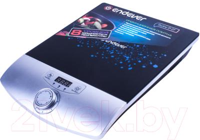 Электрическая настольная плита Endever Skyline IP-27 плитка электрическая индукционного типа endever skyline ip 49 черный
