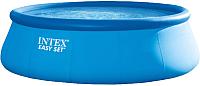 Надувной бассейн Intex Easy Set / 26168NP -