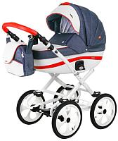 Детская универсальная коляска Adamex Marcello Standard 2 в 1 (R1) -
