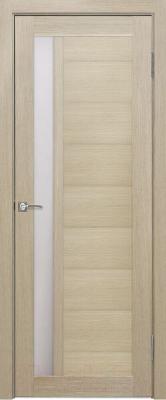 Дверь межкомнатная Portas S28 80x200 (лиственница крем)