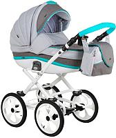 Детская универсальная коляска Adamex Marcello Standard 2 в 1 (R9) -