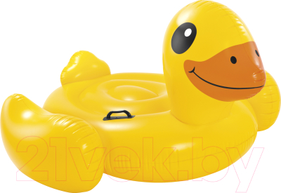 Фото - Надувная игрушка для плавания Intex Желтый утенок / 57556NP игрушка для ванной огонёк утенок с 355 желтый красный