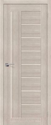Дверь межкомнатная Portas S29 80x200 (лиственница крем)