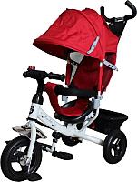 Детский велосипед с ручкой Mini Trike 950D (красный) -