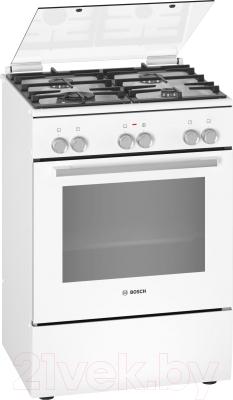 Плита газовая Bosch HXA090I20R