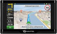 GPS навигатор Navitel E500 Magnetic с ПО (+предустановленный комплект карт) -