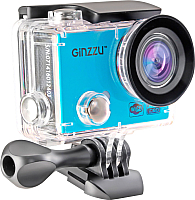 Экшн-камера Ginzzu FX-120GL -