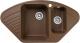 Мойка кухонная GranFest Quarz GF-Z14 (терракот) -