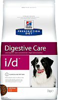 Корм для собак Hill's Prescription Diet Digestive Care i/d (2кг) -