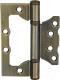 Петля дверная Lockit MSF10075-2BB AB -