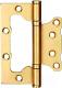 Петля дверная Lockit MSF10060-2BB SB 100x60 -