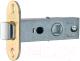 Защелка врезная Arni 100 SG овальная (металл) -