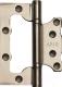 Петля дверная Arni 100x75 CP (накладная) -