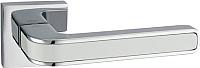 Ручка дверная Arni Рико PC/White / Z1549E15 -