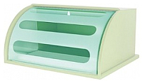 Хлебница Berossi Mulin ИК 23762660 (зеленый) -