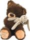 Мягкая игрушка Fancy Медвежонок Чиба с зайцем / МЧЗ01 -