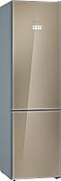 Холодильник с морозильником Bosch KGF39SQ3AR -