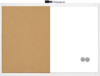 Магнитно-маркерная доска Rexel Quartet 1903784 (43x58.5) -