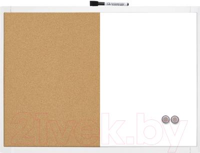 Магнитно-маркерная доска Rexel Quartet 1903784 (43x58.5)