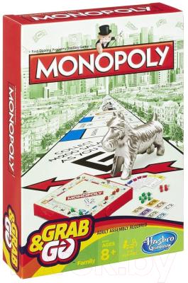 Настольная игра Hasbro Монополия / B1002