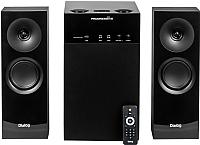 Мультимедиа акустика Dialog Progressive AP-250 (черный) -