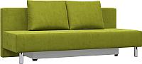 Диван Woodcraft Парма (зеленый велюр) -